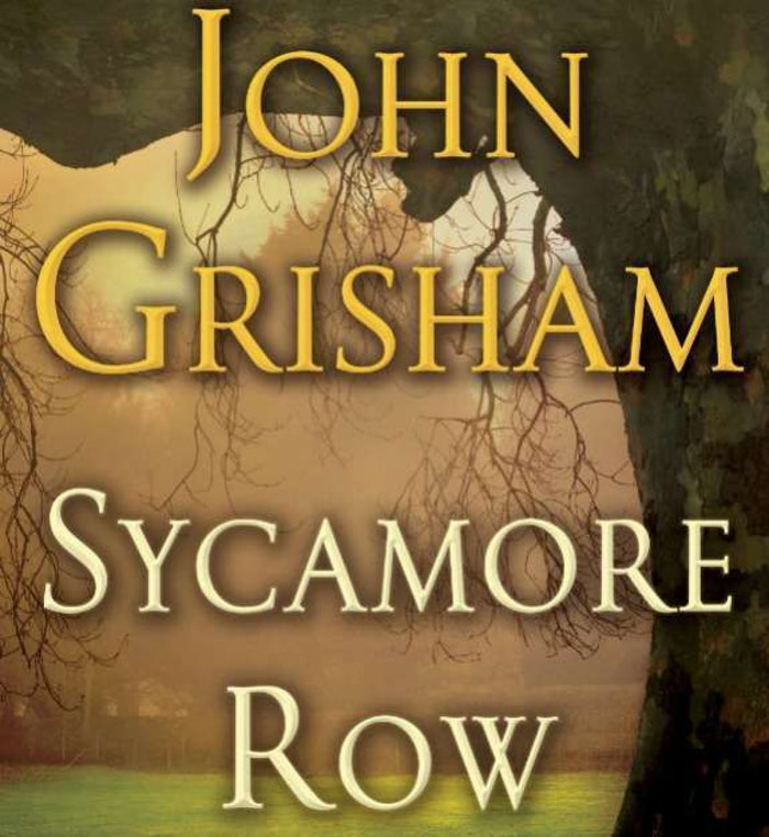 best sec row grisham