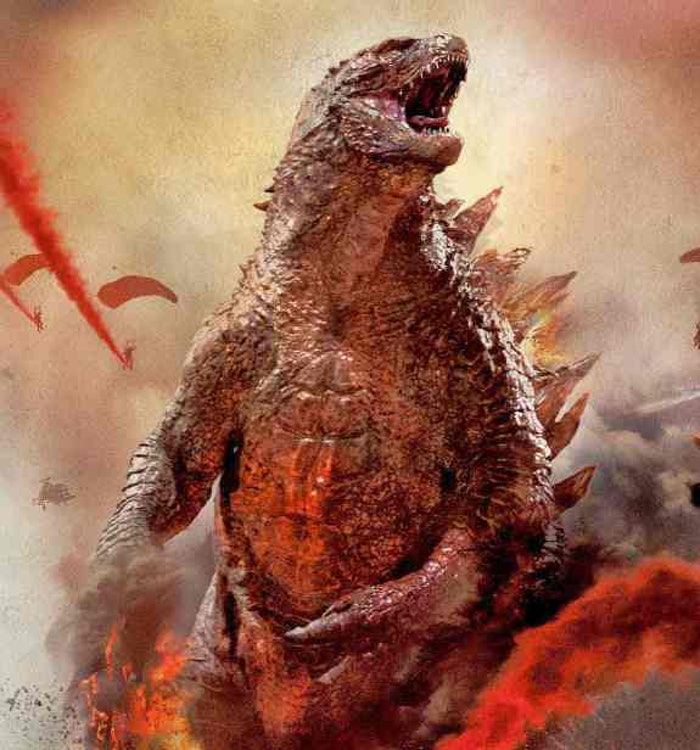 best Godzilla 2014 Movie Poster (2)