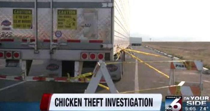 best chicken trailer