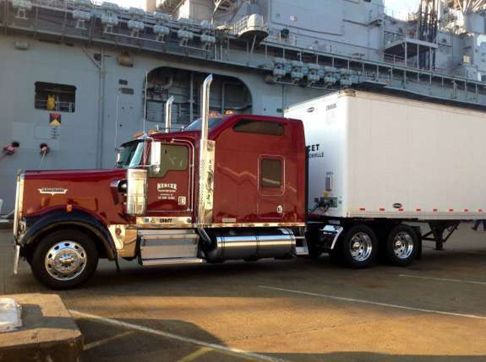 best truck oliver