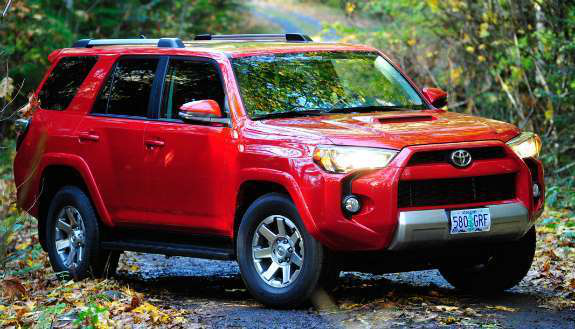 Test Drive Sixth Generation 4runner Gets High Marks