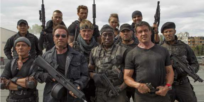 pic of expendables