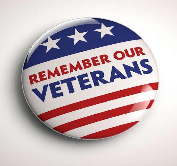 veterans button