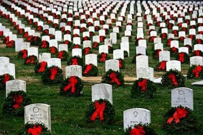 Arlington National Cemetery Wreaths