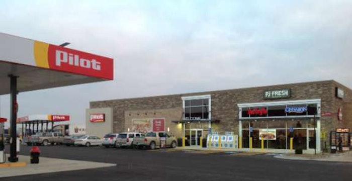 Pilot Travel Center – Mount Pleasant, Iowa