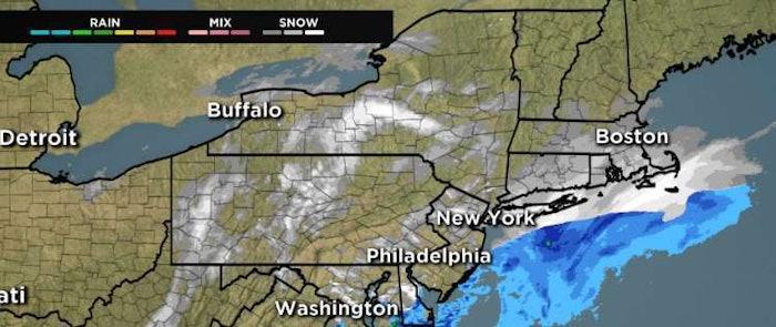 snow radar
