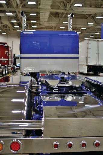 Texas truck lives up to its name for Ozark motor lines inc