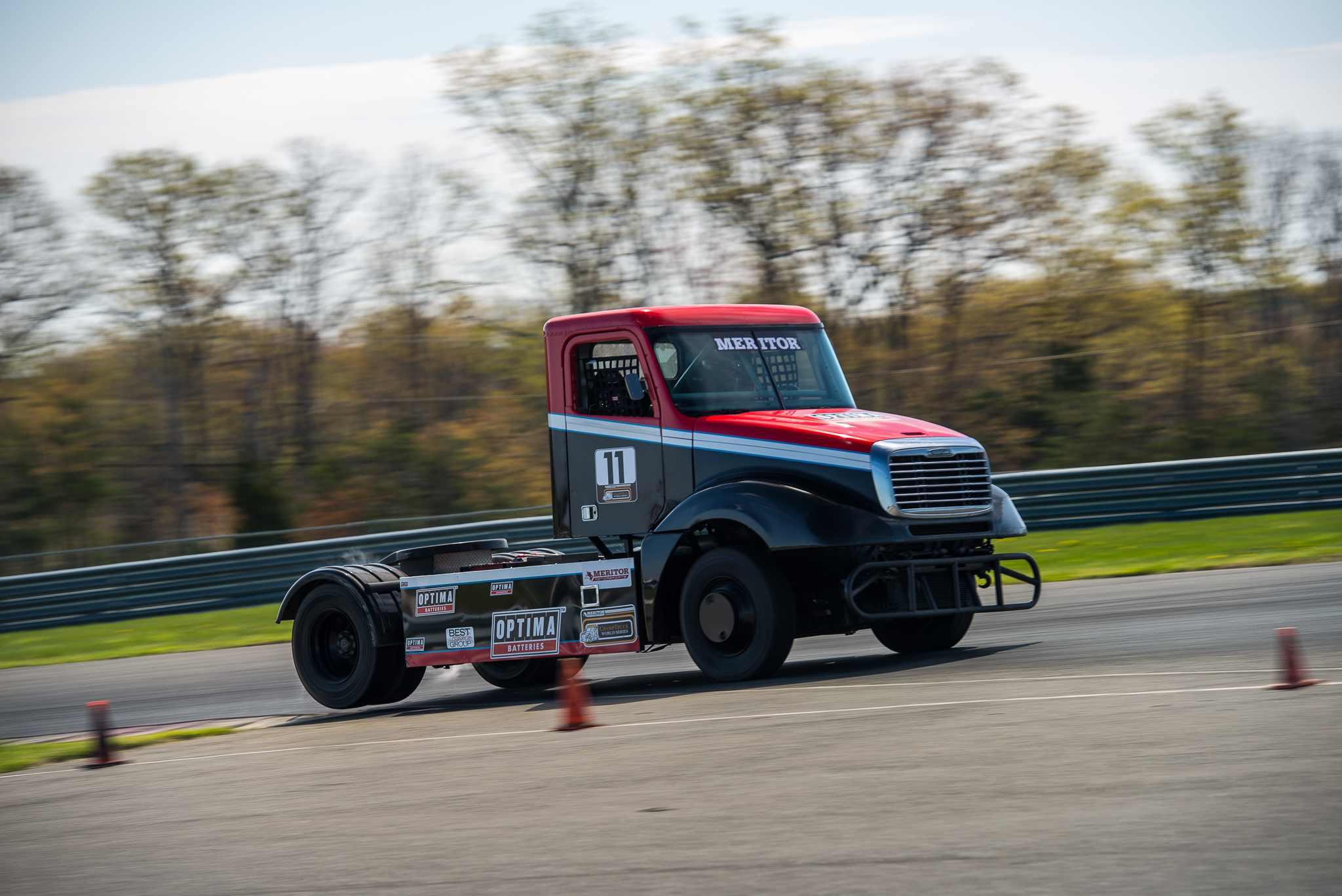 Meritor ChampTruck Racing at NJ Motorsports Park