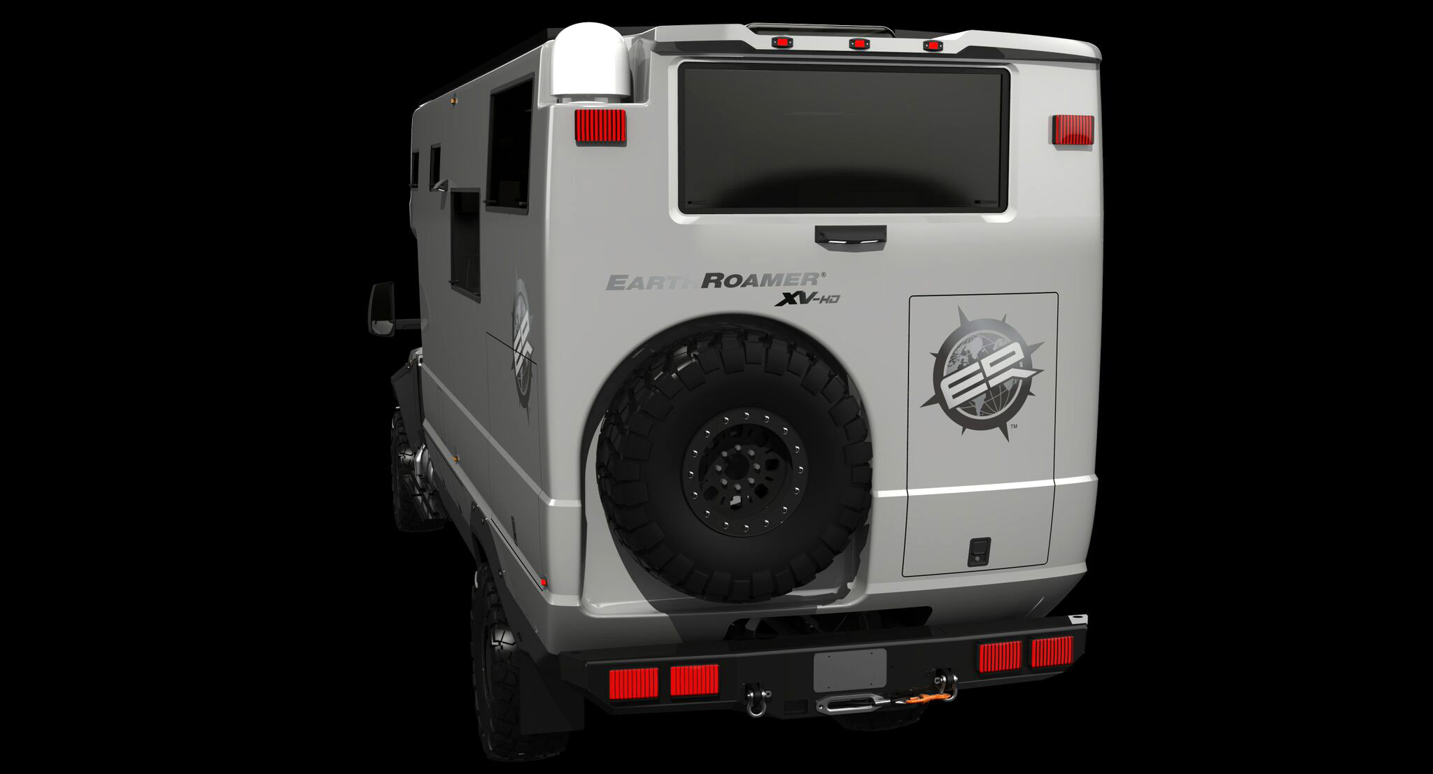 Looking for an extra special RV? Check out EarthRoamer