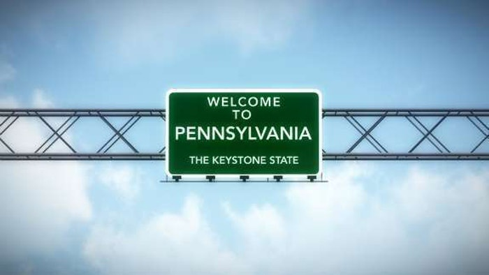 pennsylvania sign
