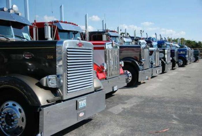 trucks at gbats