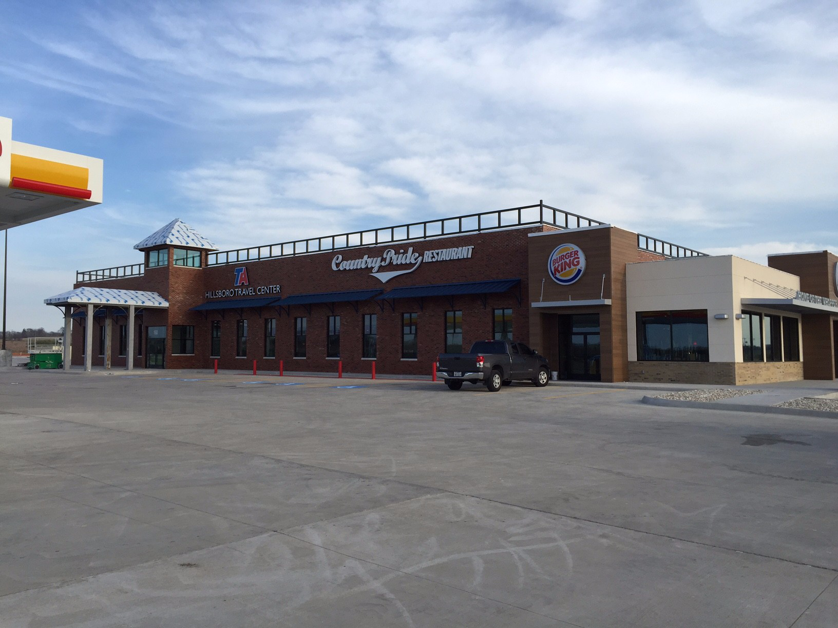 24 Hour Tire >> TA opens new location in Hillsboro, Texas