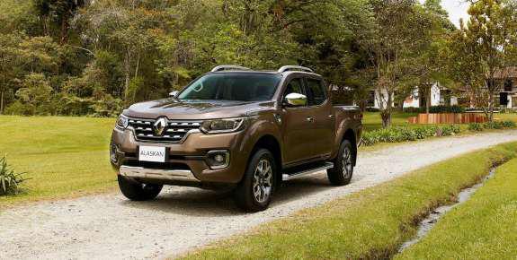 French Manufacturer Renault Shows Off Alaskan Pickup Truck
