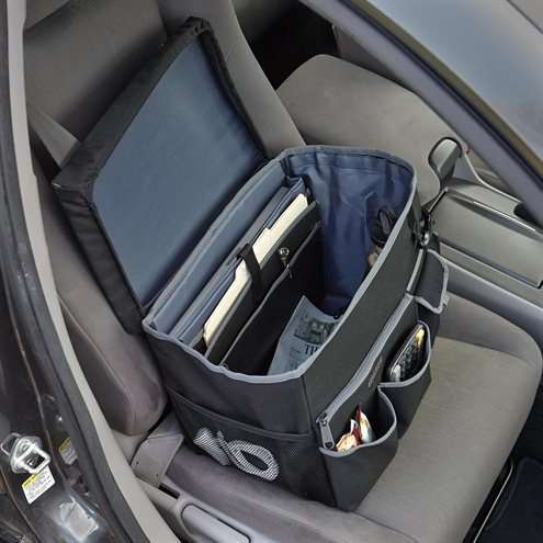 Truck Cab Organizer >> Cab Organizer Is Like A Briefcase For Your Truck