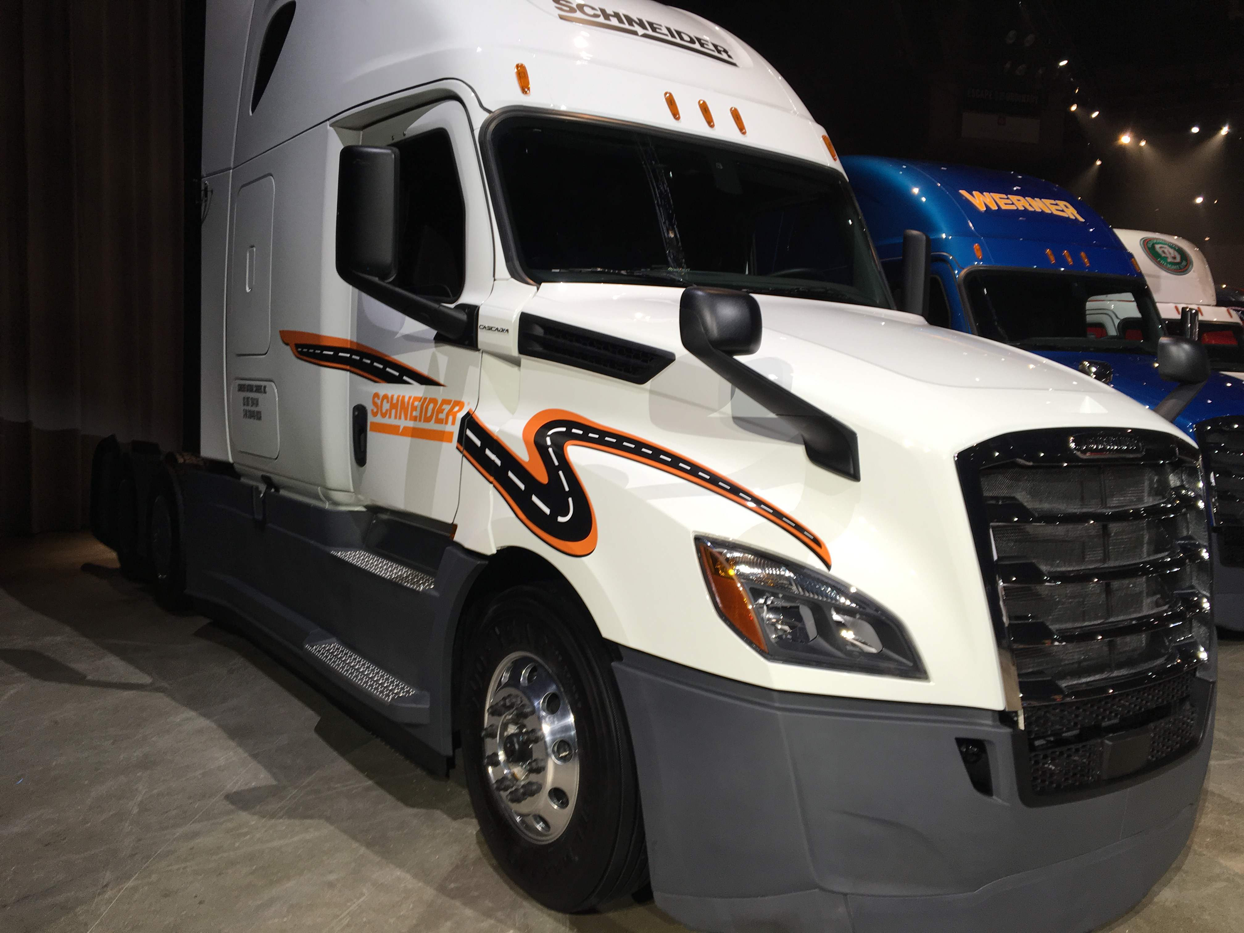 2018 Freightliner Cascadia Is Coming To A Highway Near You