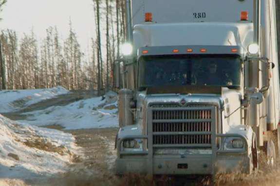 rolly trucker stop