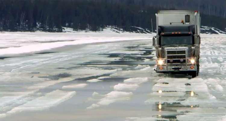 'Ice Road' finale recap: Convoy makes it; Art & Alex share a ride home