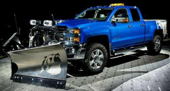 Chevy Alaskan Edition >> Chevrolet Silverado Alaskan Concept Truck At Las Vegas