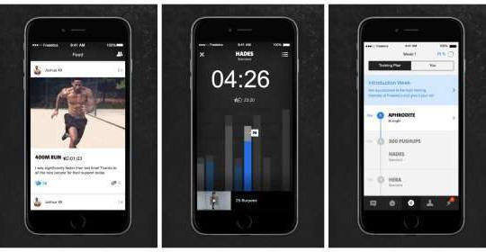 freeletics app ile ilgili görsel sonucu