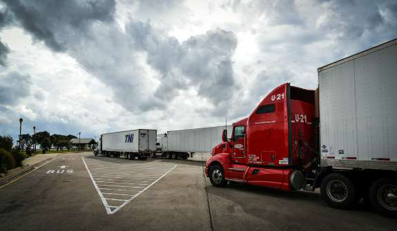 Truck drivers share thoughts on personal conveyance
