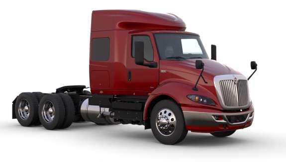 International RH Series truck