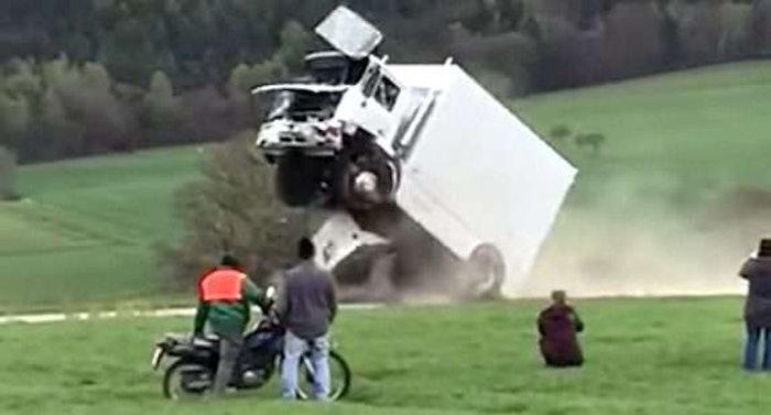 truck test