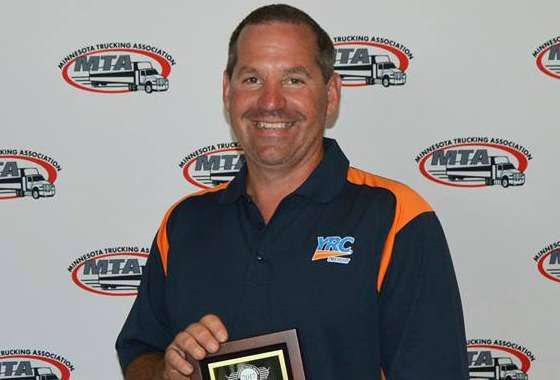 See who won at Minnesota Truck Driving Championships