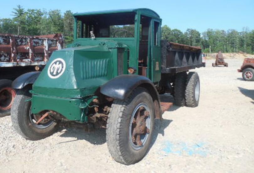 Vintage Mack Truck For Sale