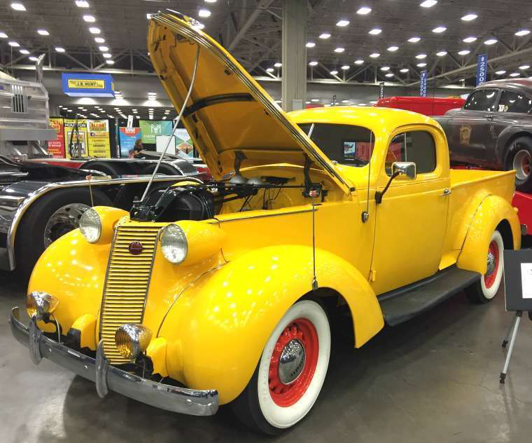 """1937 Studebaker """"Coupe Express"""""""