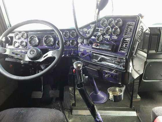Cherryl-Truck-Interior