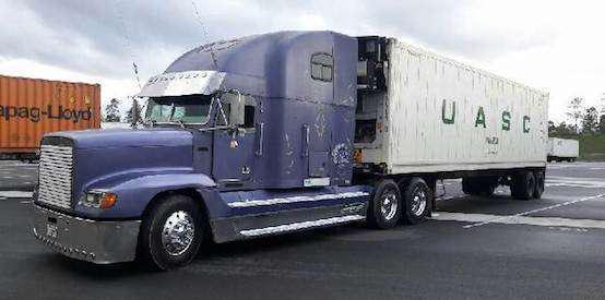 Cherryl-Truck