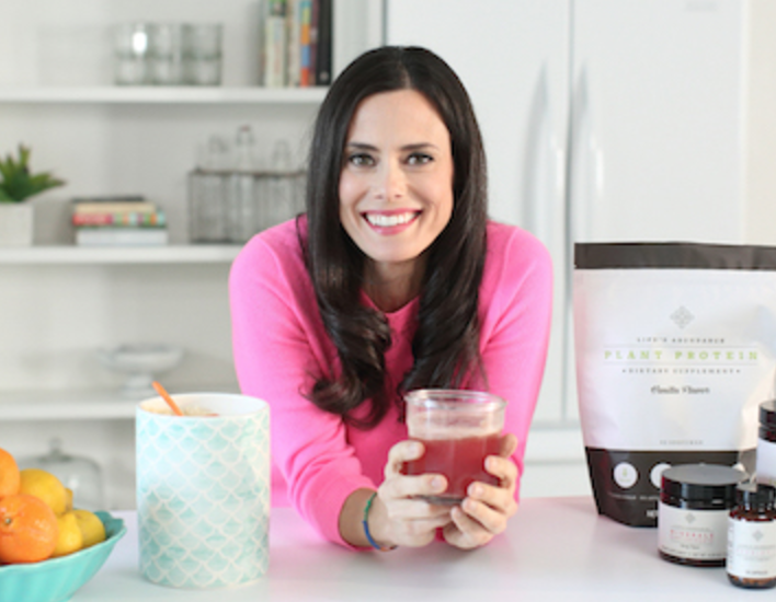 Keri Glassman, Owner of the Nutritious Life Website