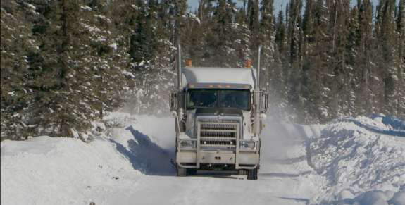 Two trucks and two drivers overheat in 'Ice Road Truckers'