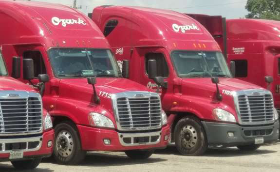 Company driver pay increases at ozark motor lines Ozark motor lines memphis tn