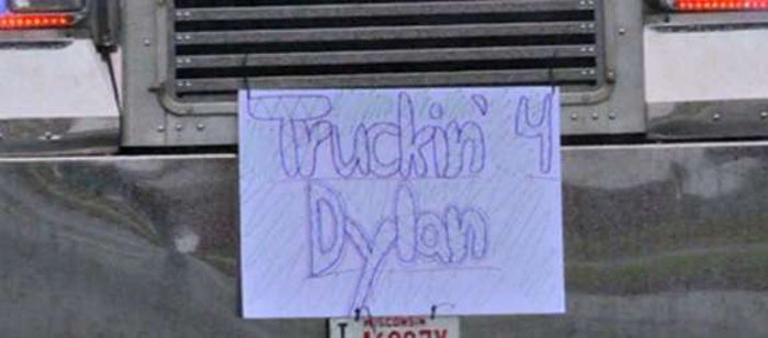 truckin-for-dylan