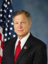 Texas Congressman Brian Babin