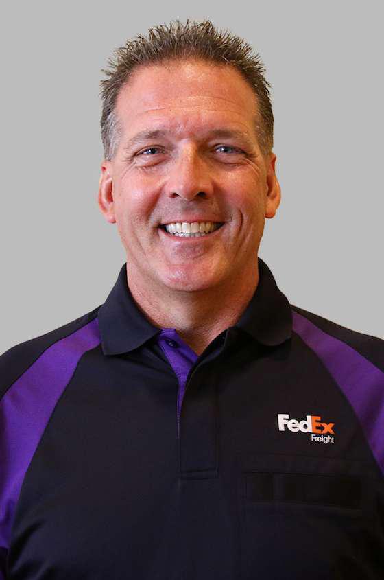 FedEx driver John Willinger