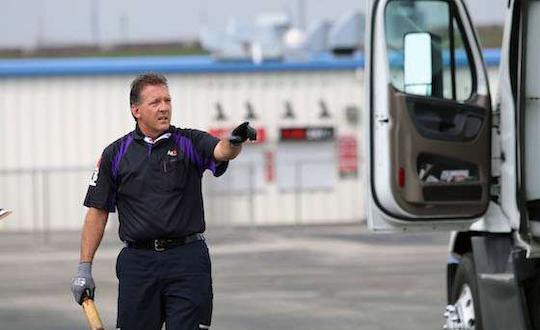 John Willinger FedEx driver