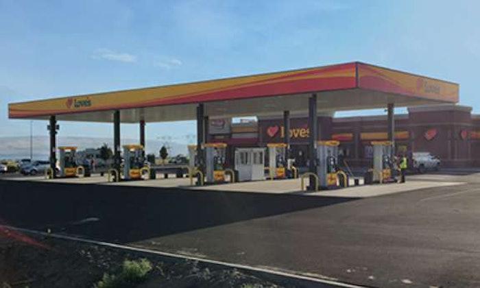 Love's Travel Stop #650 Now Open in Boardman, Oregon.