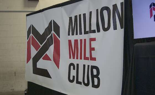 Million Mile Club