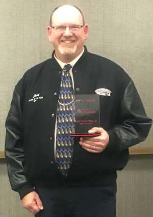Driver of the Year for Minnesota, Jack Pate Jr.