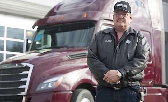 Maverick Truck Driver