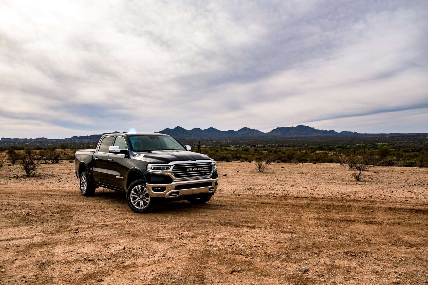 2019 Ram 1500 Has New Looks Inside And Out