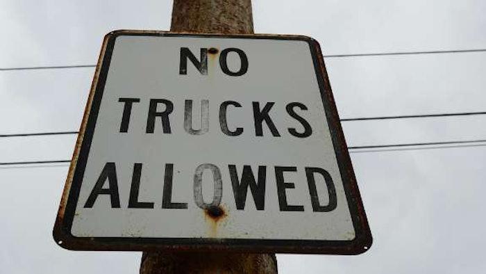 no-trucks-sign