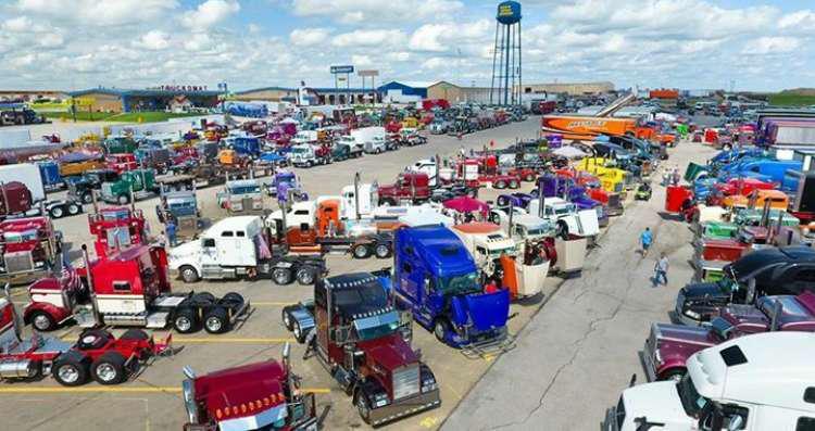 truckers jamboree coming to iowa 80 truck stop