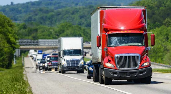 trucks-on-highway