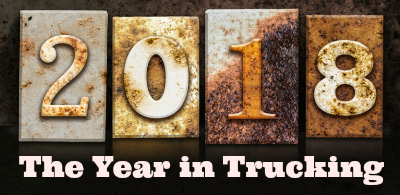 Survey: 2018 good for truckers