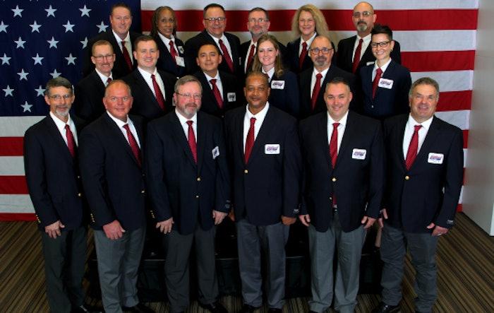 America's Road Team Group Photo 2019-2020