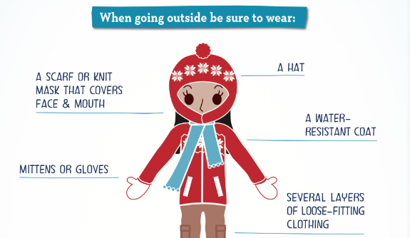 How to stay safe in record-setting cold