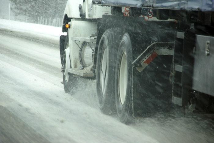 truck-in-winter